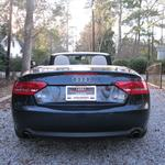 Jim's 2010 A5 Cabriolet